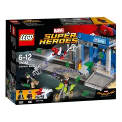 LEGO Super Heroes 76082 Spiderman ATM Duel