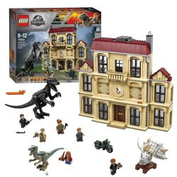 LEGO Jurassic World 75930 Indoraptorchaos at Lockwood Estat