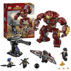 LEGO Marvel Super Heroes 76104 The Hulkbuster duel