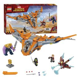 LEGO Marvel Super Heroes 76107 Thanos: the ultimate duel