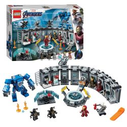 Lego Super Heroes 76125 Iron Man Lab experience