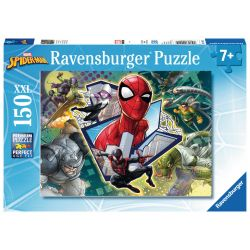 Ravensburger Spiderman - Friends and Enemies, 150pcs. XXL