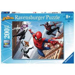 Ravensburger Spiderman - Spin Power, 200pcs. XXL