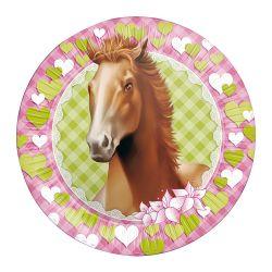 Signs horses, 8pcs.