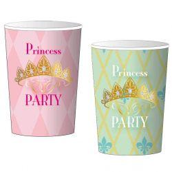 Baby Princess Party, 8pcs.