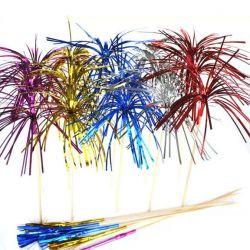 Foil sticks range, 6pcs.