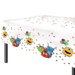 Monster Party tablecloth