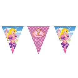 Princess Flags line, 6 m.