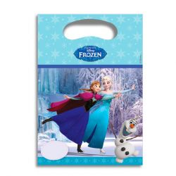 Disney Frozen Portion pouches, 6pcs.