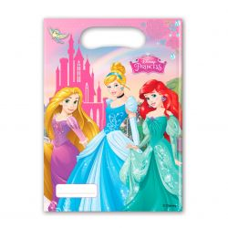 Disney Princess Portion pouches, 6pcs.