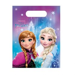Portion bags Disney Frozen, 6pcs.