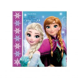 Napkins Disney Frozen, 20pcs.