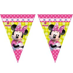 Flags Line Minnie Mouse