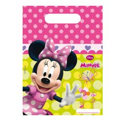 Portion bags Minnie Mouse, 6pcs.