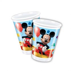 Coffee Mug Mickey Mouse, 8pcs.