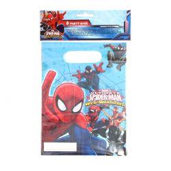 Portion bags Spider man, 6pcs
