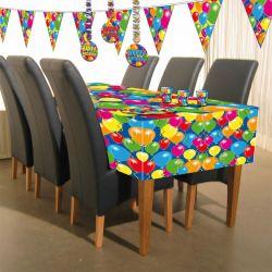 Balloon Party tablecloth