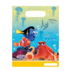 Finding Dory Portion bags, 6pcs.
