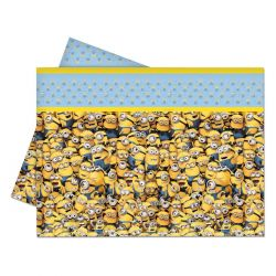 Minions Party tablecloth