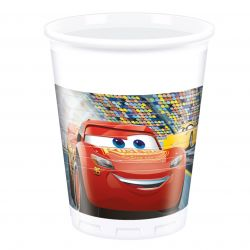 Cars 3 Party cardboard cups