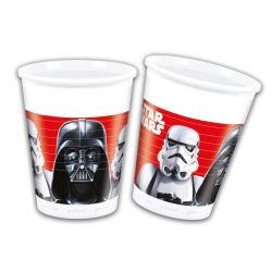 Star Wars Darth Vader cardboard cups