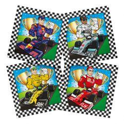Napkins Formula 1, 20st.