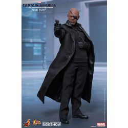 Hot Toys Captain America Winter Soldier Avenger Nick Fury
