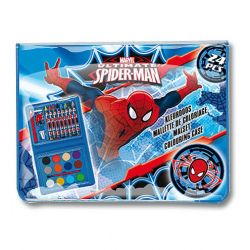 Spiderman Mini Color Case, 24dlg