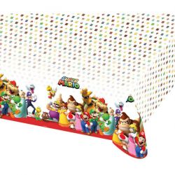 Super Mario Tablecloth
