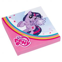 My Little Pony Napkins, 20pcs.
