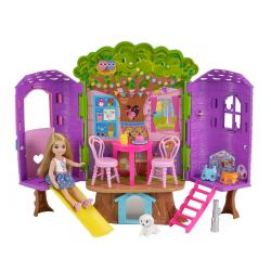 Barbie Chelsea Tree house