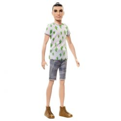 Barbie Ken Fashionistas cactus short