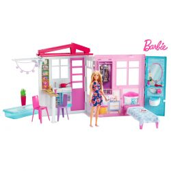 Barbie Portable house of Barbie