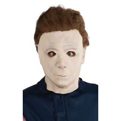 Halloween MICHAEL MYERS MASK With hair