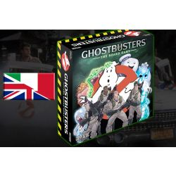 Ghostbuster Board game in Engish and Italian
