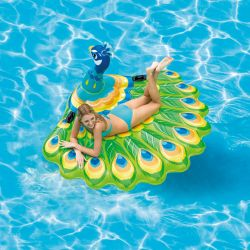 Intex Inflatable Airbed Peacock
