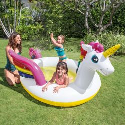 Intex Inflatable Swimming Pool Unicorn