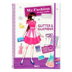 My Fashion Design Studio - Glitter and Glamor
