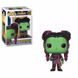 POP figure Marvel Infinity War Young Gamora Dagger