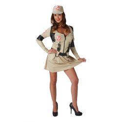 GHOSTBUSTER costume Female skirt
