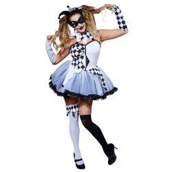 JESTERELLA FEMALE costume