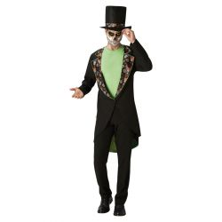 Halloween Day of the Dead Gentleman