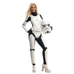 Star wars FEMALE STORM TROOPER