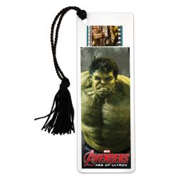 Avengers: Age of Ultron Hulk Filmcells Bookmark