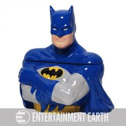 Batman Blue Suit Cookie Jar