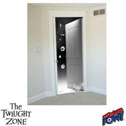 The Twilight Doorway Wall Poster