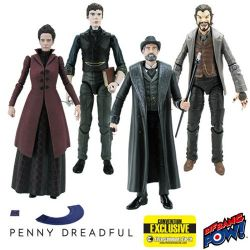 Penny Dreadful limited edition Action Figures