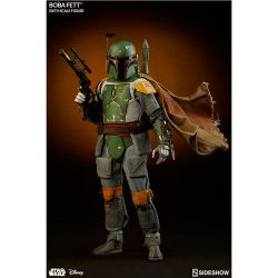 Sideshow Star Wars Boba Fett 12 inch Figure Version 2
