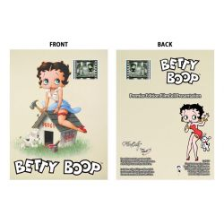Betty Boop Moviecard Presentation