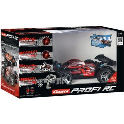 Car RC: Red Fibre Profi Remote Control